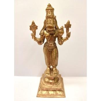 Varahadeva (Wild Boar-Avatara) - 14,5 cm