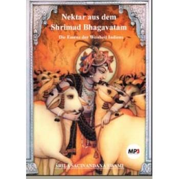 Nektar aus dem Srimad Bhagavatam - MP3; Sacinandana Swami