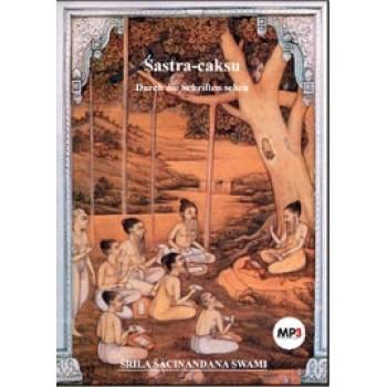 Sastra-caksu - MP3; Sacinandana Swami