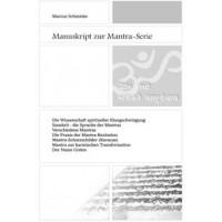 Manuskript zur Mantra-Serie; Marcus Schmieke