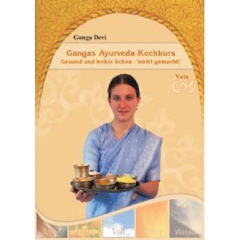 Gangas Ayurveda-Kochkurs ~ Vata; Ganga Devi - gratis!