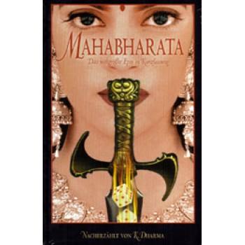 Mahabharata; Nacherzählt von K. Dharma