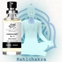 No. 5 - Throat Chakra - Aromatherapy Spray, 15ml