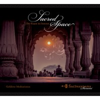 Sacred Space - Guided Meditation (Audio-CD, English); Sacinandana Swami