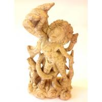 Kaliya Krishna - 18 cm