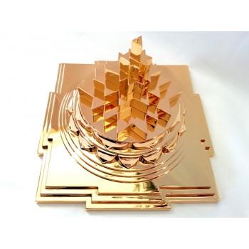 Meru Chakra Gold