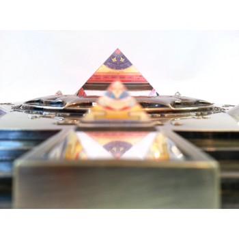 Vasati Pyramid Bronze