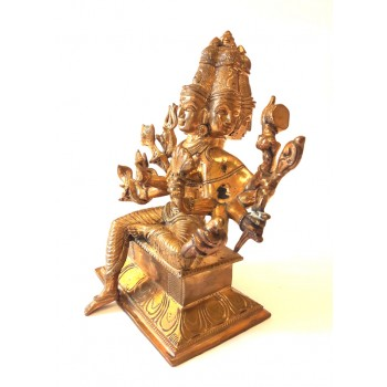 Vishvakarma Vastunath 2 (the divine Architect) - 16 cm