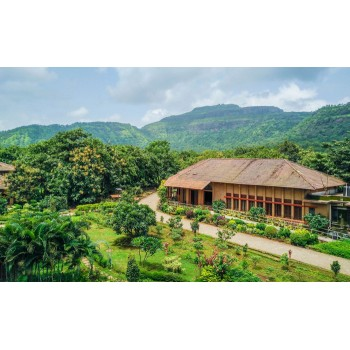 Yoga Retreat in Ecovillage in India - two Weeks